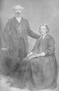 Photo of Thomas Cunneyworth and Ann Reynard
